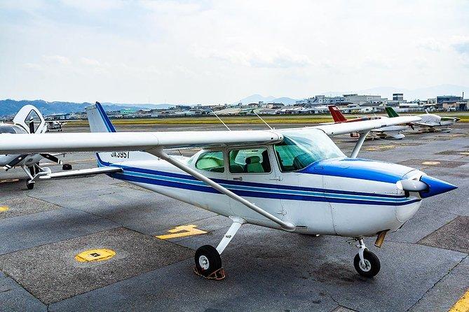 [18 minutes] Cessna cruising Osaka - Cessna cruising to feel the history