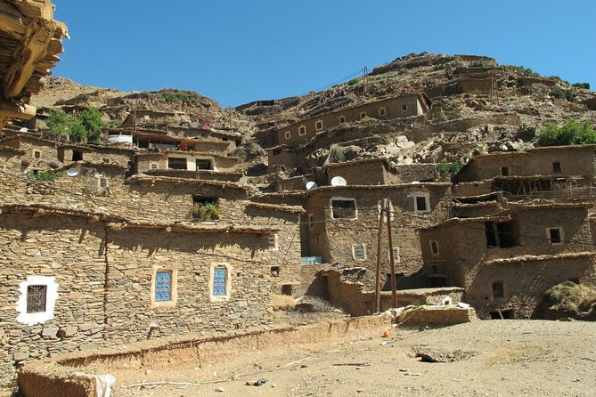 A wonderful-three-day-experience spent with a Berber family in a village photo 1
