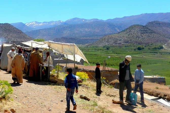 A wonderful-three-day-experience spent with a Berber family in a village photo 16