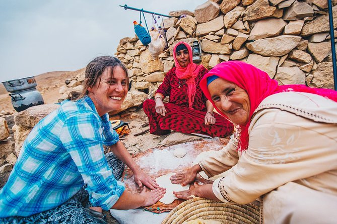 A wonderful-three-day-experience spent with a Berber family in a village photo 19
