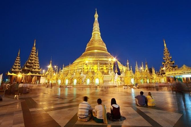 Yangon City Tour With English Speaking Driver
