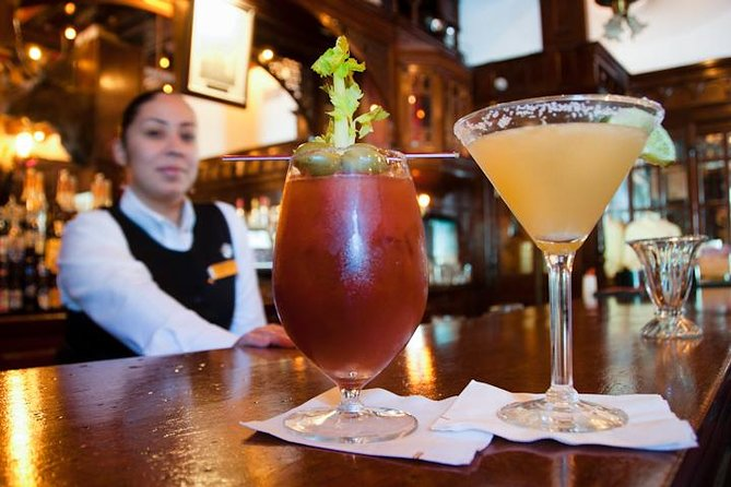 San Antonio Nooner Tour: Lunch, Libations & History