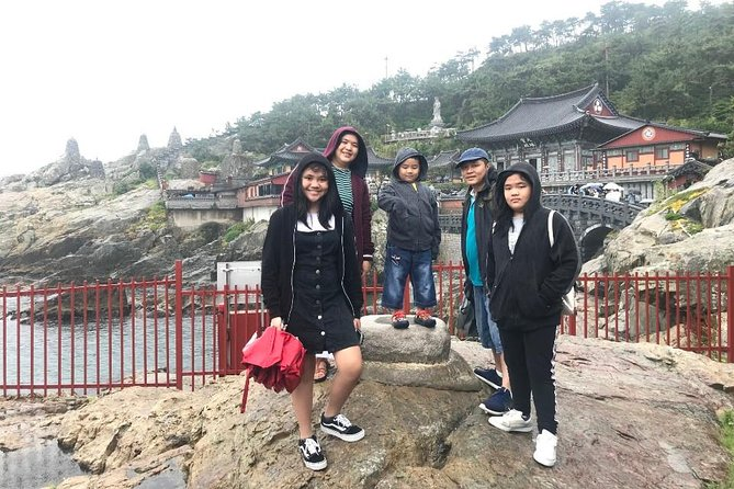 Eastern Busan Tour : Along the Eastern Busan Coast (Starts 10:00)