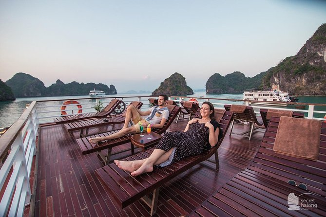 Secret Halong Cruise - The responsible excursion in Halong bay