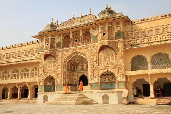 Private Jaipur Tour from Delhi by Express Train