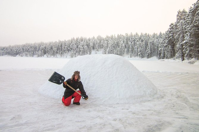 5-day winter activity taster in Kuusamo
