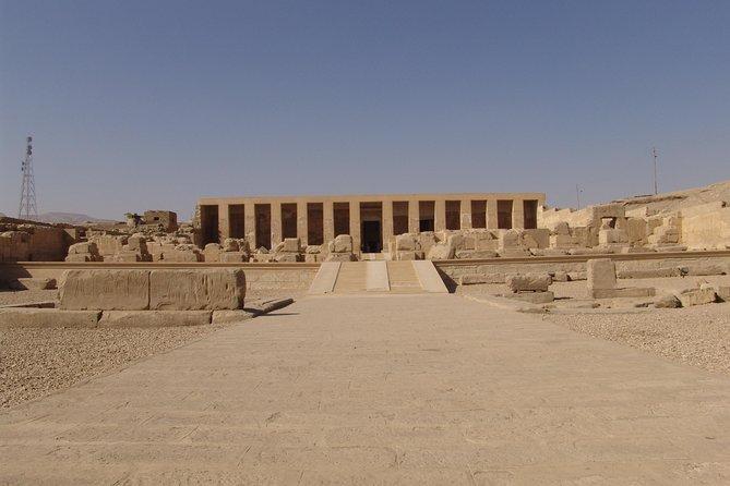 Visit Dendera and Abydos Temples