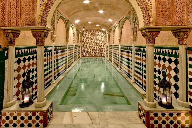 Spa Aljibe de San Miguel- Hamman Granada