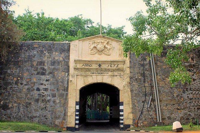 Trincomalee Day Tour From Anuradhapura