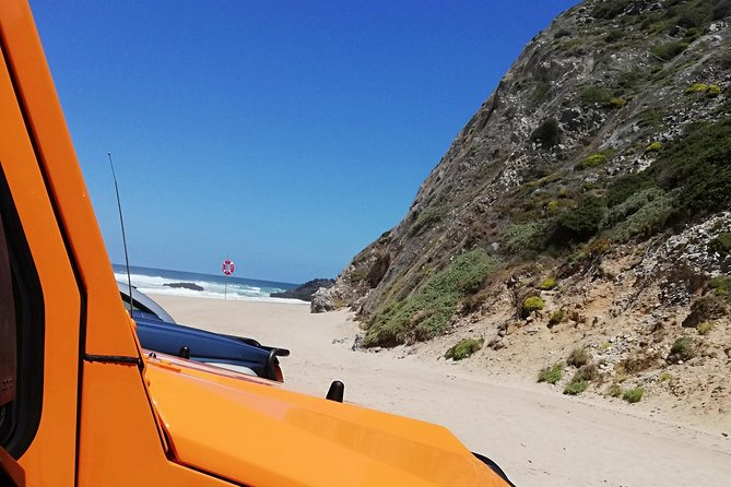 Sintra, Beaches and Wine Jeep Tour