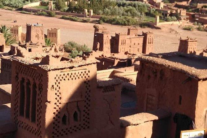 Morocco Tour in the Marrakech Desert 4 Days