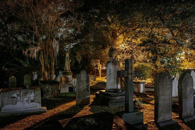 Charleston Terrors Walking Ghost Tour