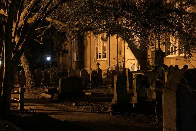 St. Philips Episcopal Graveyard - Charleston Terrors - Ghost Tours
