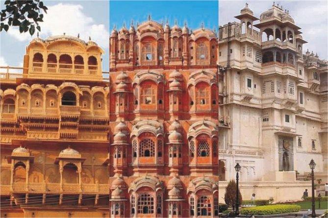 Rajasthan Tour (7 Nights - 8 Days)