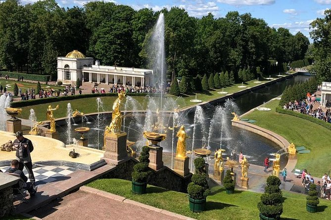 Peterhof Park and Gardens