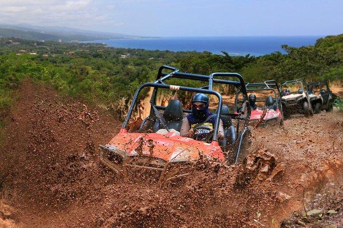 ATV Outback Adventure Tour from Port Antonio