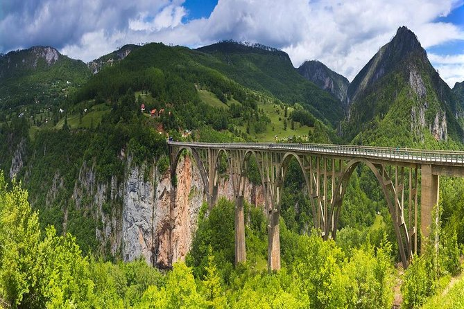 Durmitor National Park from Podgorica - North Montenegro day trip
