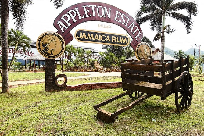 Appleton Estate Rum Tour and Tasting from Falmouth