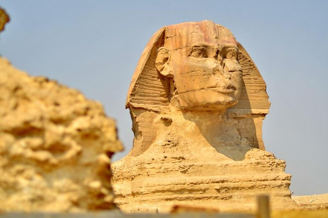 Full day private guided tours to Pyramids & Sphinx