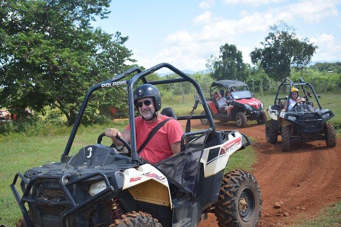 ATV + Zipline Adventure Tour from Negril