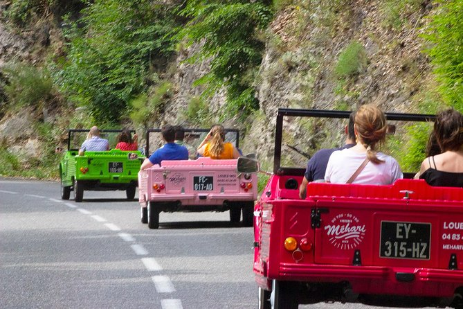 Private excursion from Cannes in Citroen Mehari to Grasse