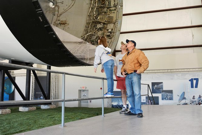Private Tour of NASA Space Center Houston Guided by a Real Rocket Scientist