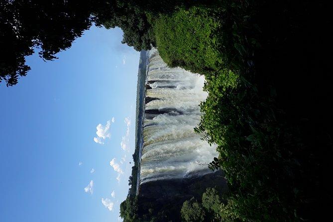 Victoria Falls Guided Tour Zambia