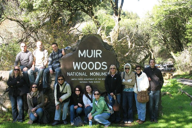 2-Day Muir Woods and Wine Country Tour from San Francisco photo 3