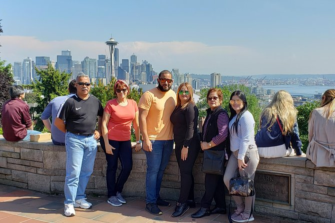 Seattle City Tour in Spanish