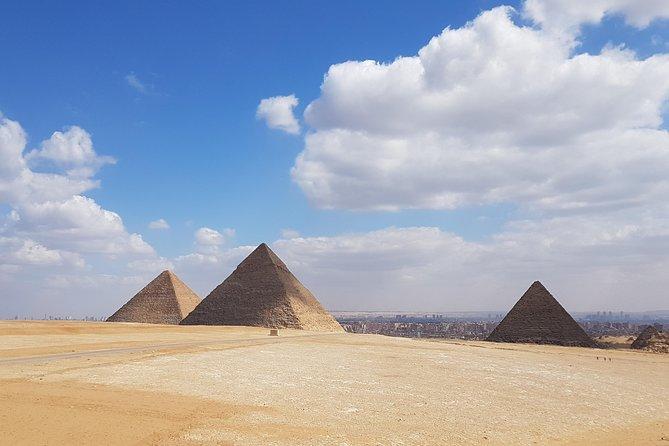 Explore Giza plateau