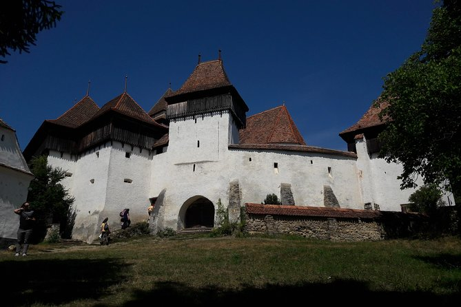 Private tour : Transylvania & Bucovina from Bucharest 4 days/3 nights