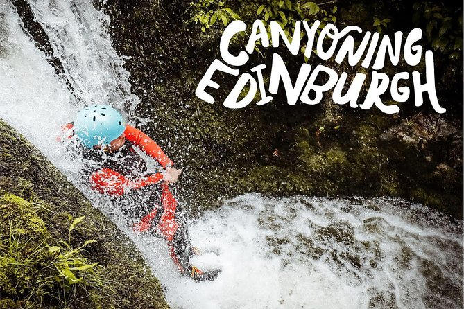 Canyoning Day Trip from Edinburgh photo 2