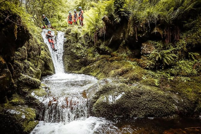 Canyoning Day Trip from Edinburgh photo 6