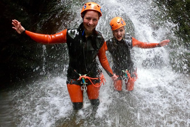 Canyoning Day Trip from Edinburgh photo 3