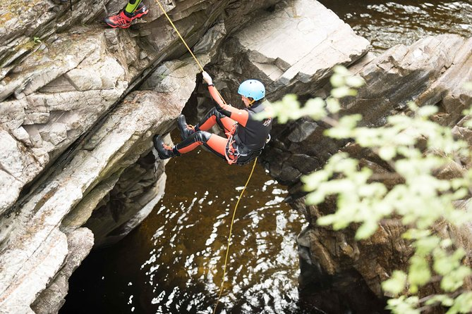 Canyoning Day Trip from Edinburgh photo 5