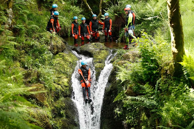Canyoning Day Trip from Edinburgh photo 8