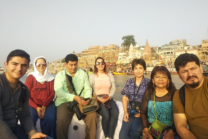 Morning boat and old city tour with official tour guide in varanasi photo 7