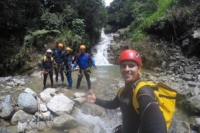 Canyoning Guatape River