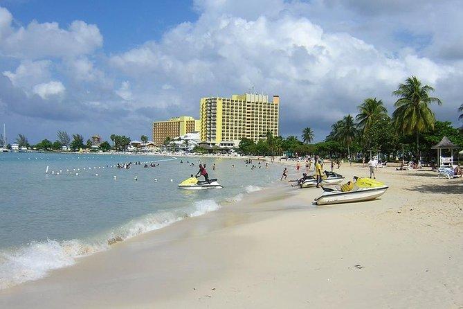 Day Beach from Ocho Rios