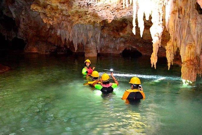 Cozumel Shore Excursion: Underground River & Caves Swim Tour