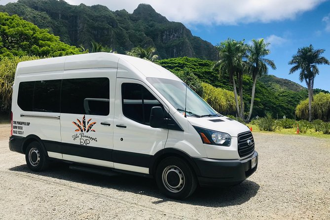 Breathtaking 8-Hour Circle Island Tour from Honolulu