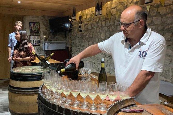 Rhone Valley Wine Tasting