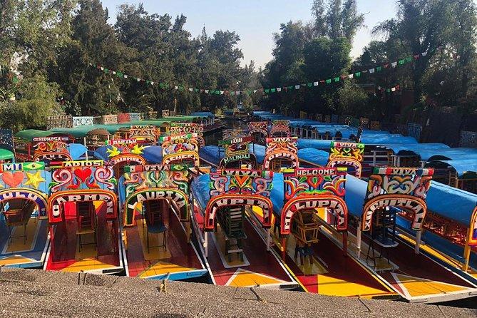 Private Tour Xochimilco/Coyoacan/ Museo Frida Kahlo/ Anahuacalli Museum