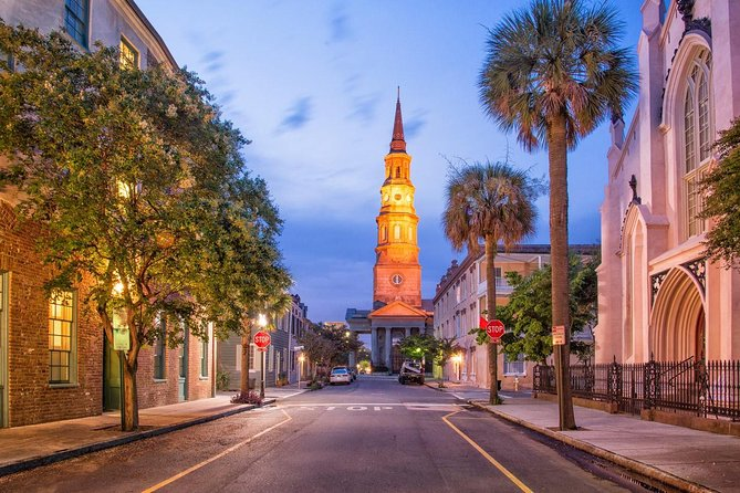 Welcome to Charleston! Let's take a walk.