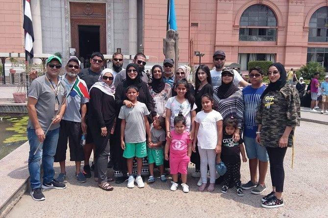 Half day tour cairo museum