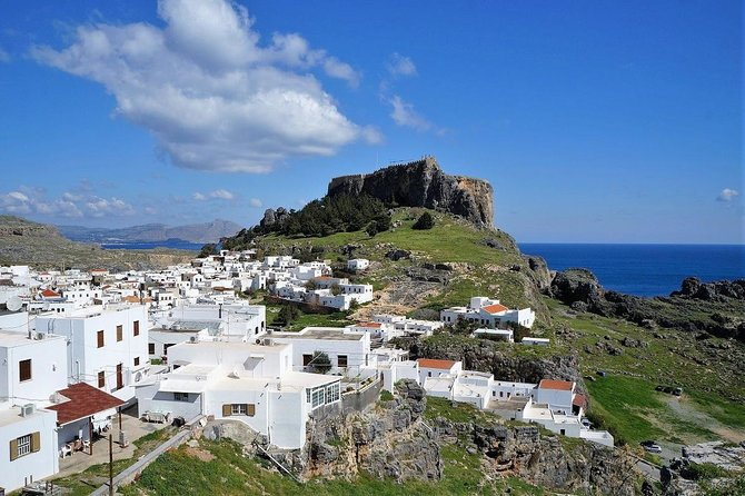 RHODES IN ONE DAY - GREAT OVERVIEW OF THE ISLAND - Up to 4 People