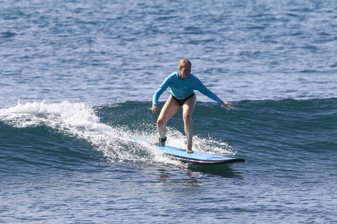 Private Surf Lessons in Bali
