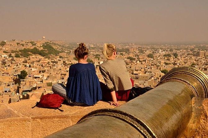 Jaisalmer Walking Tour By Guide