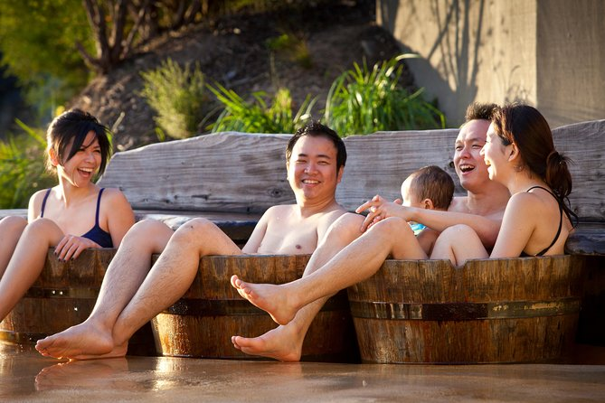 Peninsula Hot Springs Day Trip with Thermal Bathing Entry from Melbourne photo 2