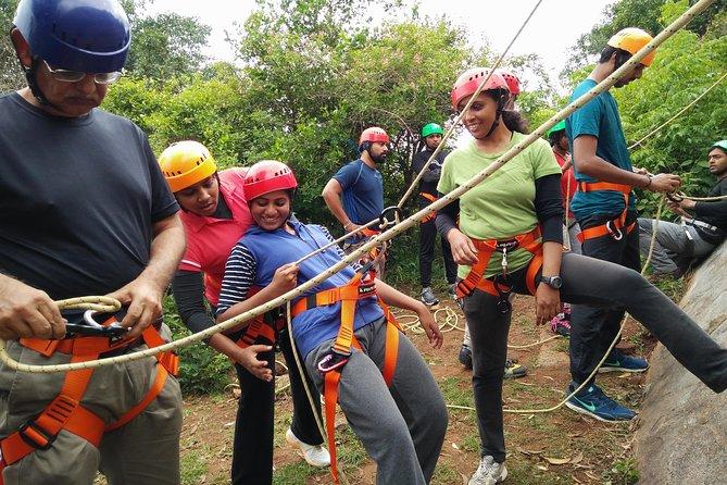 Canyoning Training Level 1